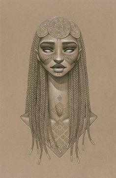 african sun goddess, nyambi