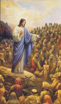 Luke 4:Jesus returned to Galilee in the power of the Spirit, and news about him spread through the whole countryside. 15 He was teaching in their synagogues, and everyone praised him.