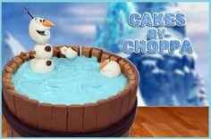 Και ποιο πιτσιρίκι δεν τρελαίνετε για το frozen ;    Δείτε πως θα φτιάξετε το ποιο εύκολο frozen cake!!!!          Edv αν θέλετε εχει αναλυτικά τη συνταγή για την τουρτα    Και εδω μπορείτε να δείτε όλα τα σχετικά που εχουμε