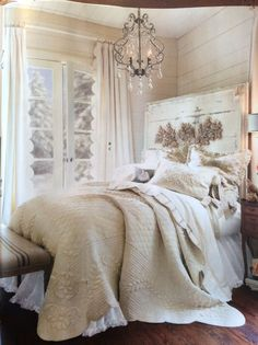 Bedroom goals! This is so amazing and so many ways :)