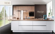 Keukentrend Trend Vitara Living. | Hornbach Modern, Kitchen Cabinets, Vanity, Inspiration, Bathroom, Architecture, Ark, Home Decor, Kitchens