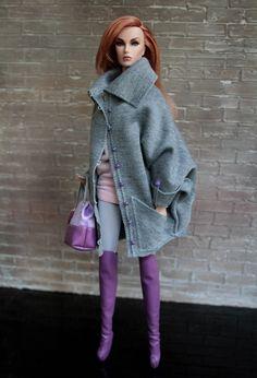 The Lady part II – fall/2011 - Dagamoart.com – Doll Fashion Studio