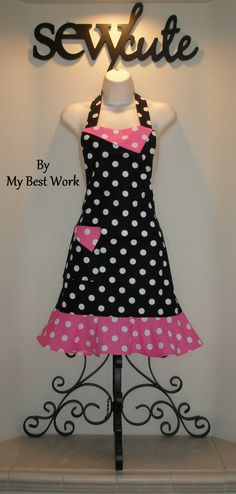 really cute aprons on etsy!