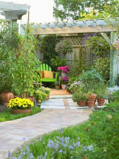 Path and Walkway Landscaping Ideas | A1 Pictures