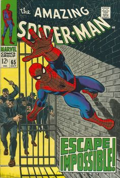 On this episode, Jeff and I discuss Amazing Spider-Man #61-63,65. ATTN. LISTENERS: Please subscribe, Rate & review us on either iTunes or Stitcher. and Don't forget to tell your friends about t…
