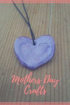 Come and take a look at the lovely gifts I have got the children to make for Mothers Day. Wonderful homemade gift ideas.