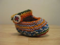 Ravelry: ali2on's Bootees