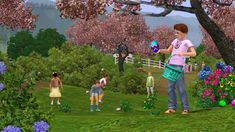 Easter egg hunting is one of the many activities you can join in the new Sims game - The Sims 3 Seasons. It basically covers everything we all do in real life and celebrating Easter is one of them. The game is easy to play and you will already have an idea what to do or wear in each of the seasons presented in the game. So have fun playing the game with Sims 3 Seasons Crack.