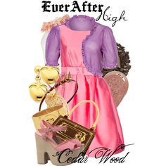 "ever after high outfits | Ever After High : Cedar Wood"" by missm26 on Polyvore 