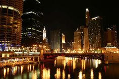 chicago, chicago, that toddlin' town!