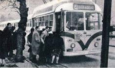 Decada del 50, Montevideo, Uruguay.