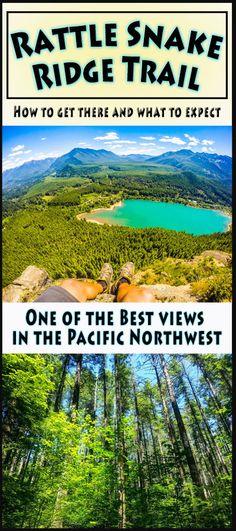 A must do hiking trail in Washington State!