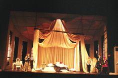 Der Rosenkavalier. Opera National de Lyon Scenic design by Marie í Dali.
