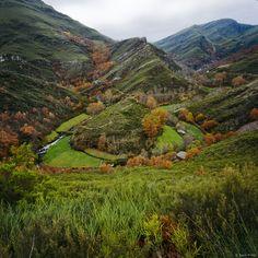 SPAIN, BEAUTIFUL COUNTRYSIDE
