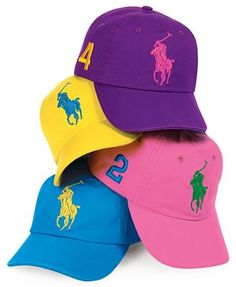 Pink and Yellow - Ralph Lauren