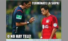 -El delantero mexicano siempre ha demostrado sus sentimientos en la cancha  y por ello se ganó estos memes