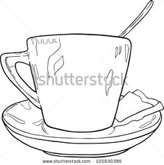 stock-vector-coffee-cup-sketch-vector-illustration-105930386.jpg (450×455)