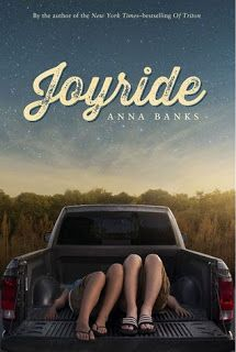 Joyride    Joyride  by Anna Banks  Book: Stand Alone  Publisher: Feiwel & Friends  Pub Date: June 2015  Genre: Young Adult  Format: Print  Source: Borrowed  Book Links:GoodreadsAmazonBook Depository  A popular guy and a shy girl with a secret become unlikely accomplices for midnight pranking and are soon in over their headswith the law and with each otherin this sparkling standalone from NYT-bestselling author Anna Banks.Its been years since Carly Vegas parents were deported. She lives with…
