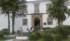 Museu de Ciência e Técnica da Escola de Minas/ UFOP em Ouro Preto, MG