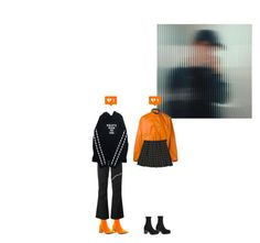 """i remember when your head caught flame"" by rojinnn ❤ liked on Polyvore featuring adidas Originals, Funtasma, StyleNanda and Hyein Seo"