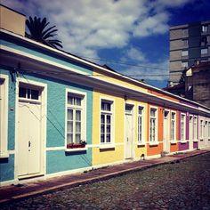 Travessa dos Venezianos em Porto Alegre Photo: Marcelo Donadussi