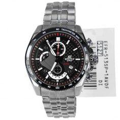 5e2c847a6a Casio EFR-513SP-1AVDF Mens Edifice Chronograph Watch