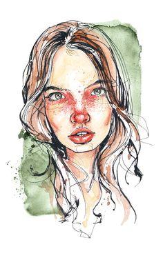 Face Illustration