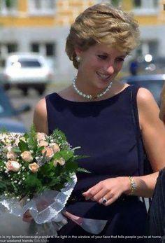 HRH princess. Diana