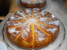 Fondant aux pommes mascarpone - Page 2 sur 2 - France Buzz Thermomix Desserts, Dessert Recipes, Gateau Cake, Mousse Au Chocolat Torte, Desserts With Biscuits, Sweet Recipes, Love Food, Food And Drink, Cooking Recipes