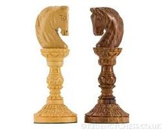 carving chess pieces - Google Search