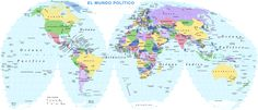 mapamundi politico paises del mundo mapa mundo