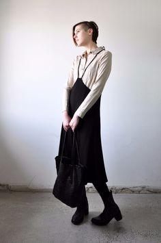 NOCTEX - Halter Shift Dress - Reversible