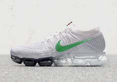 Nike continues to expand the Vapormax range with the introduction of this exclusive country pack that highlights USA, UK, Germany, and Kenya. Customizable options include the country flag on the tongue, solid Flyknit uppers, the Swoosh, and of course the … Continue reading → Nike Id, Nike Air Vapormax, Kicks Shoes, Custom Shoes, Reebok, Sneakers Nike, Adidas, Air Jordan, Balenciaga