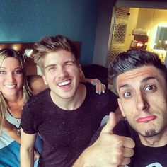 Just finished up 2 cool colab videos with the Homeboy @joeygraceffa #FunTimes