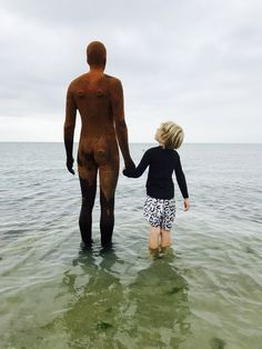 Antony Gormley: Another Time Abstract Sculpture, Sculpture Art, Metal Sculptures, Bronze Sculpture, Artistic Installation, Light Installation, Inspire Dance, Turner Contemporary, Film Inspiration