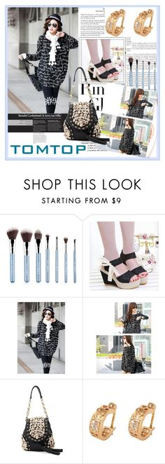 """""""TOMTOP+ 25"""" by damira-dlxv ❤ liked on Polyvore featuring Tiffany & Co. and vintage"""