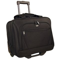 ♥ Olympia Rolling Laptop Bag
