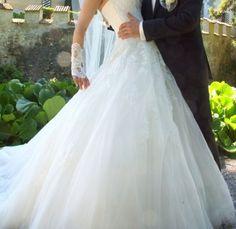 Pronovias Alcanar, 47% off | Recycled Bride