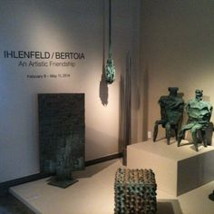 ❤️ #EndlessPossibilities #Ihlenfeld #Bertoia Dual #Exhibition #BertoiaFoundation #GoodFriends #ArtisticFriendship #Work #Photo from #PhillipIhlenfeld #KlausIhlenfeld #HarryBertoia #GoodTohaveFriends #Rochester #Pittsford #NewYork #BronzeSculpture / #NewYorkDesignCenter #NYDC #200Lex #1stdibs