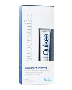 Quikee Instant Tooth Whitening by Supersmile at Neiman Marcus. $18.00