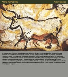 arte rupestre No todas las obras de arte son producto de la intención de hacer arte. Las pinturas rupestres son un ejemplo de ello, las cuales carecen de nuestro concepto de arte.