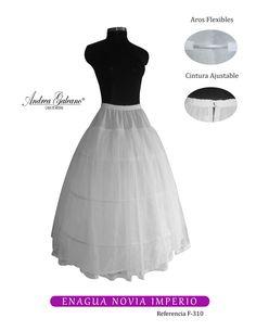 Enaguas para vestidos de novias bogota