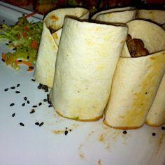 レシピとお料理がひらめくSnapDish - 5件のもぐもぐ - Rib eye teppanyaki taco by pickyeater