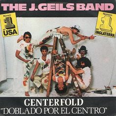 """The J. Geils Band - Centerfold [Extended Version 10''] 1981 [Domingo, 26 de Junio 2016] €URO 80's """"La Radio del Ítalo Disco © 2011 - 2016 euro80s.net """"Somos Tu Mejor Opción en Internet"""""""