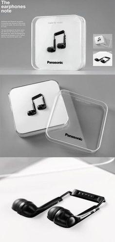 Musical Note Earphones