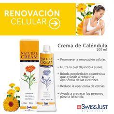Bienestar Natural Suizo: Crema de Calendula Beauty Care, Beauty Makeup, Beauty Hacks, Doterra, Healthy Skin, Healthy Living, Essential Oils, Skin Care, Nature