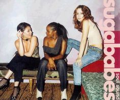 Sugababes 2000s Pop, Underrated Artists, Famous Musicals, 00s Fashion, Minimal Movie Posters, Girl Bands, In The Heart, British Style, Girl Hairstyles