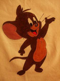 Jerry Yabba Dabba Doo, Tigger, Funny Tshirts, Disney Characters, Fictional Characters, Hero, Cartoon, Inspiration, Biblical Inspiration