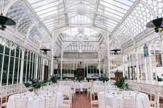 Tropical Victorian Themed Wedding and Rime Arodaky Bride at The Asylum and Horniman Museum South London