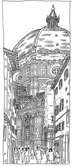 Italy, Tuscany, Florence, Duomo